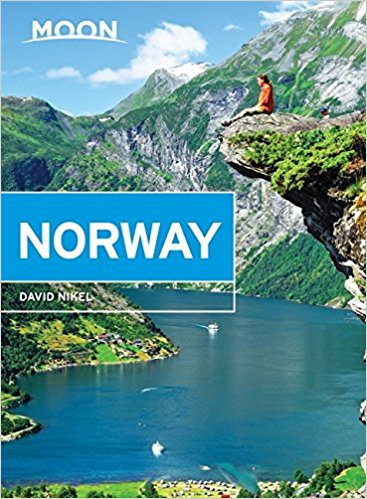 Moon Norway book cover